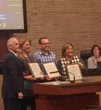 City of Troy recognition