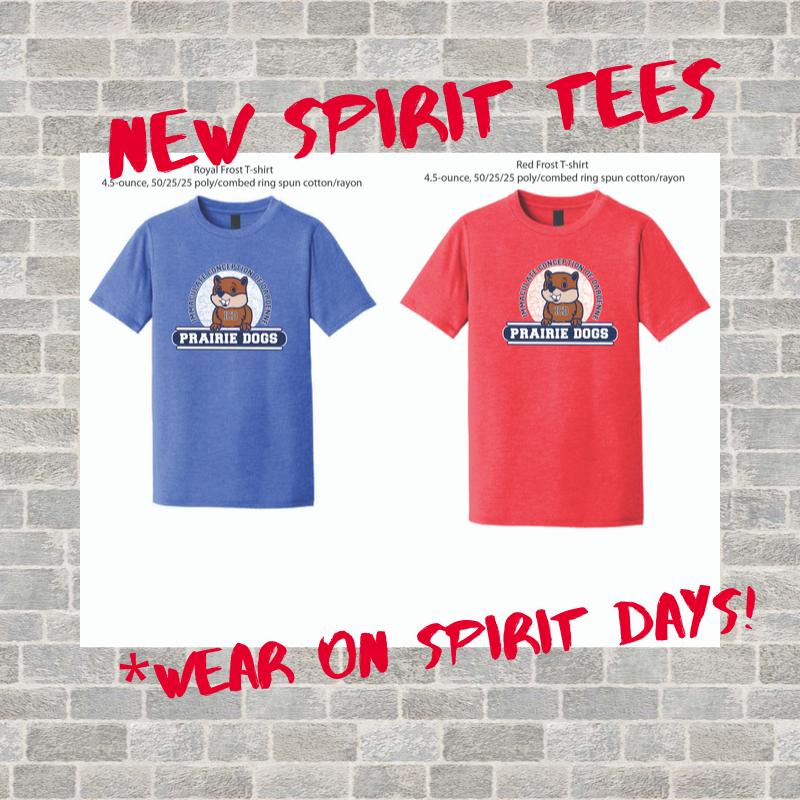 New Spirit Wear! Featured Photo