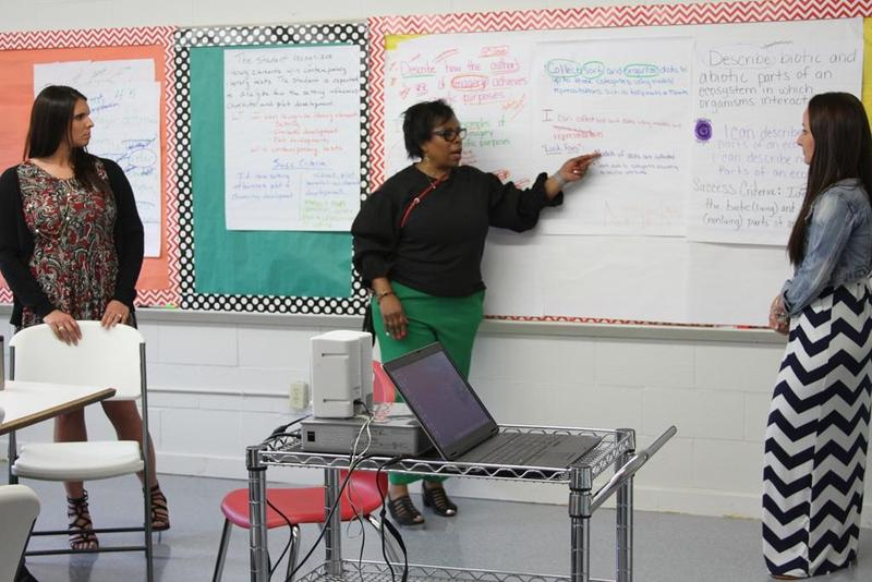 COCISD instructional teams train for success Thumbnail Image