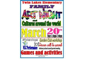 Twin Lakes art and Culture