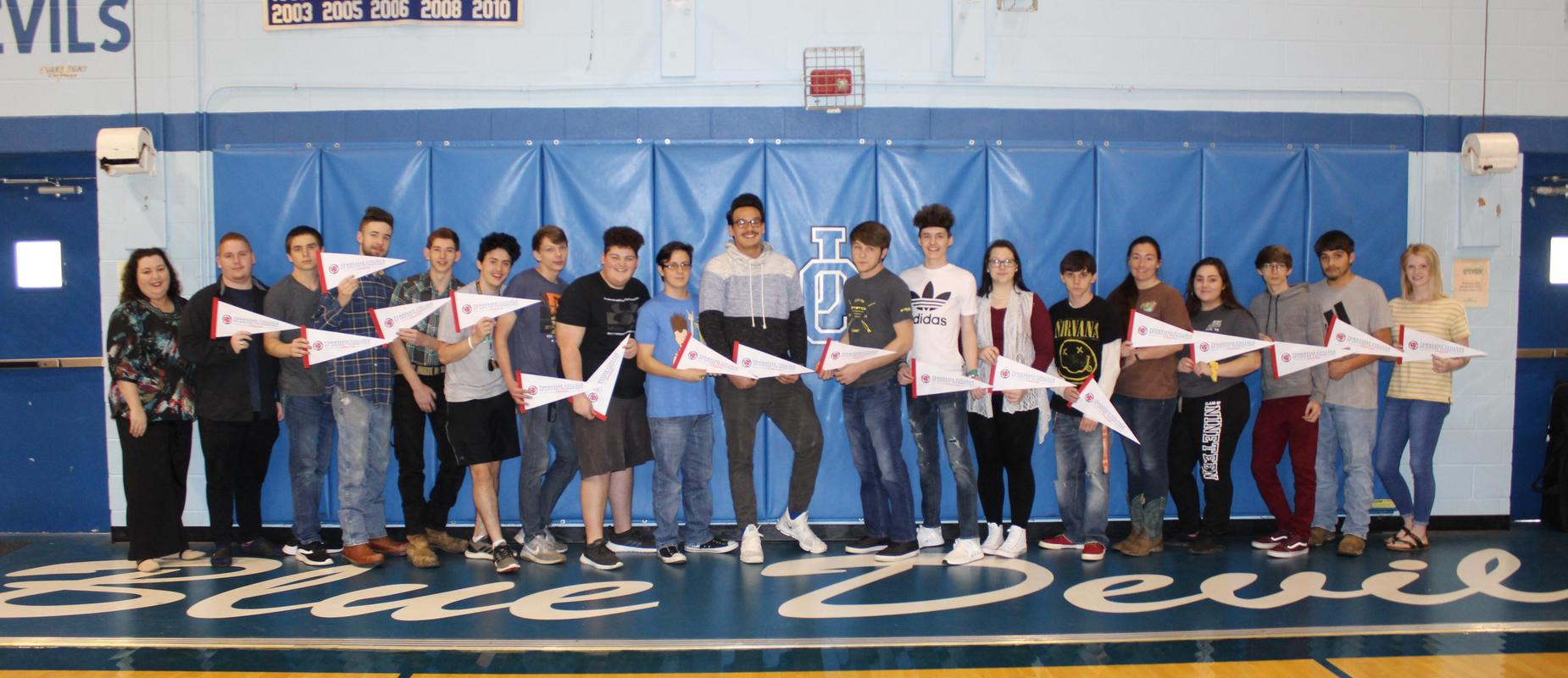TCAT STUDENTS