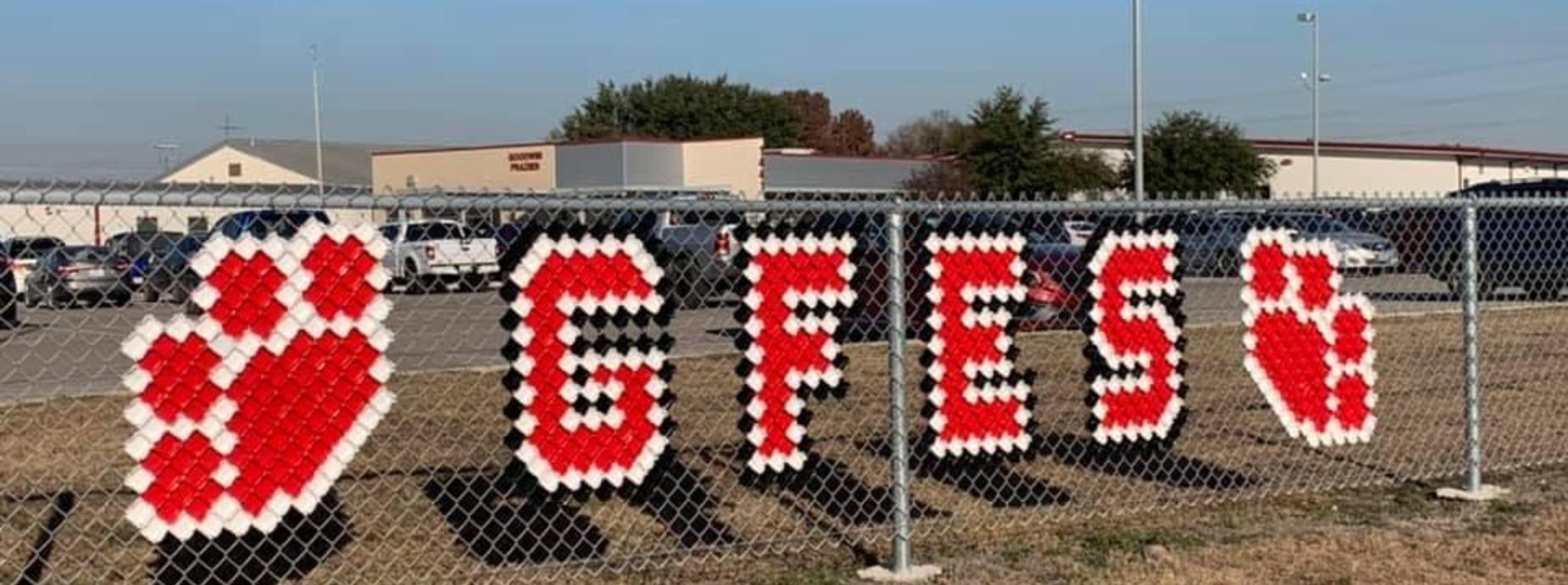 New GFES Sign!!