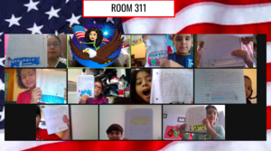 Room 311 assignment collage