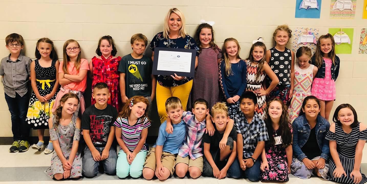 Mrs. Darnell's class 2018-2019