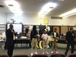 HLC Spelling Bee Winners