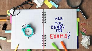 Are you ready for exams photo