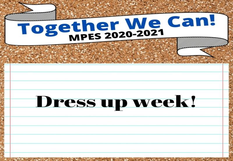 dress up week
