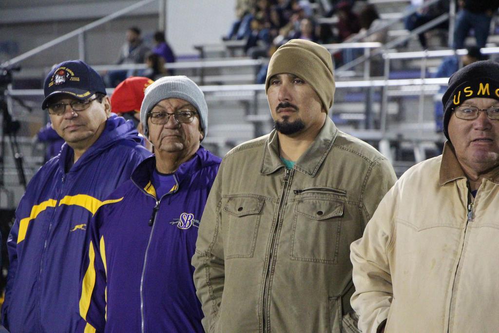 Hounds vs Los Fresnos Falcons