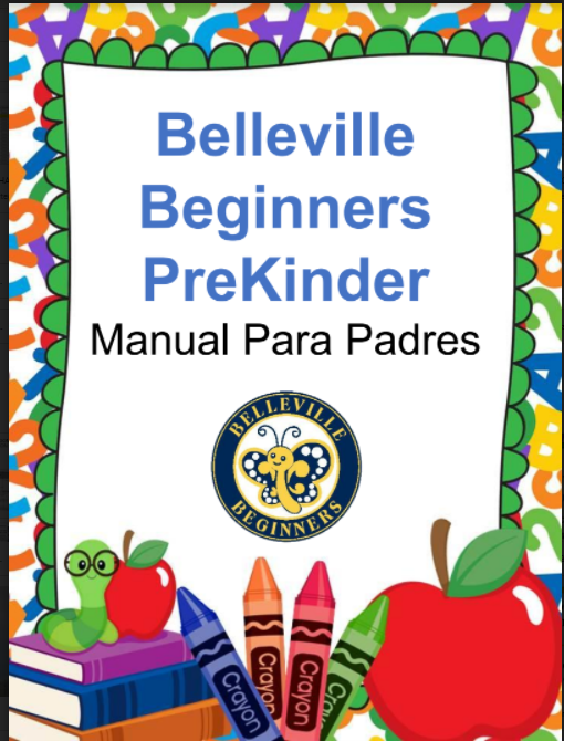 Parent Handbook Belleville Beginners 2021-22 Featured Photo