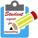 Student Request for Counseling icon