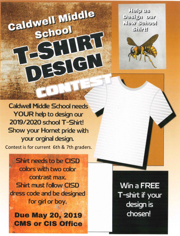 T-shirt Design Contest Featured Photo