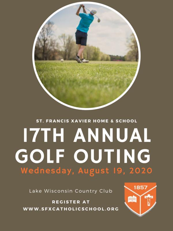 Home & School Golf Outing Basket Raffle Thumbnail Image