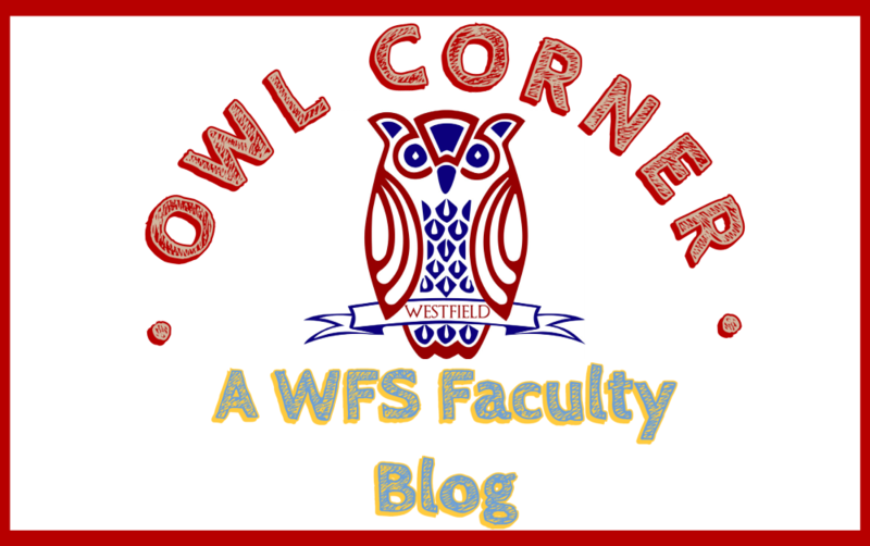 *New BLOG* Owl Corner: A WFS Faculty Blog Featured Photo