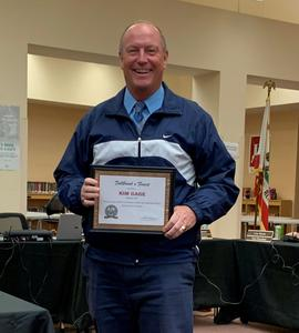 Ivy High School teacher named one of Fallbrook's Finest