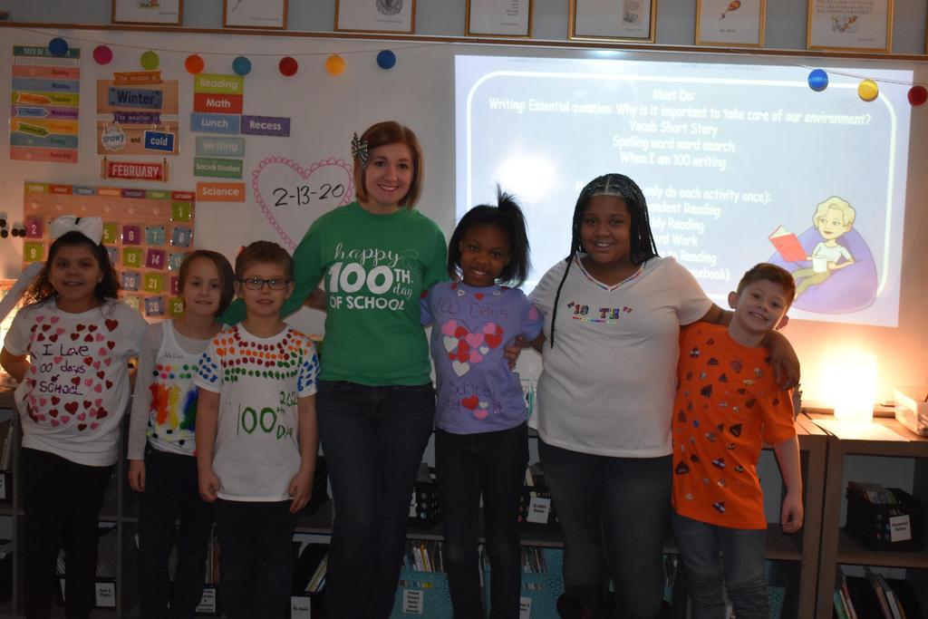 100s Day 3rd Grade