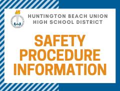 Safety Procedure Information