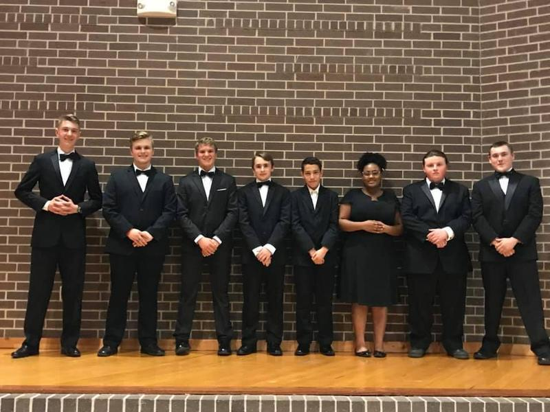 Orchestra Plays at All Region Concert Featured Photo