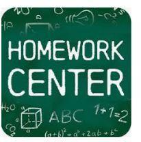 HOMEWORK CENTER, TUESDAYS & THURSDAYS 3-5PM Thumbnail Image