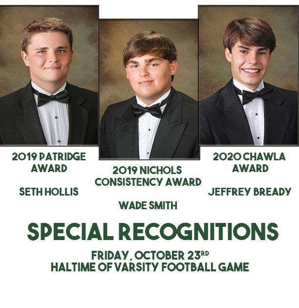 Special Recognitions Featured Photo