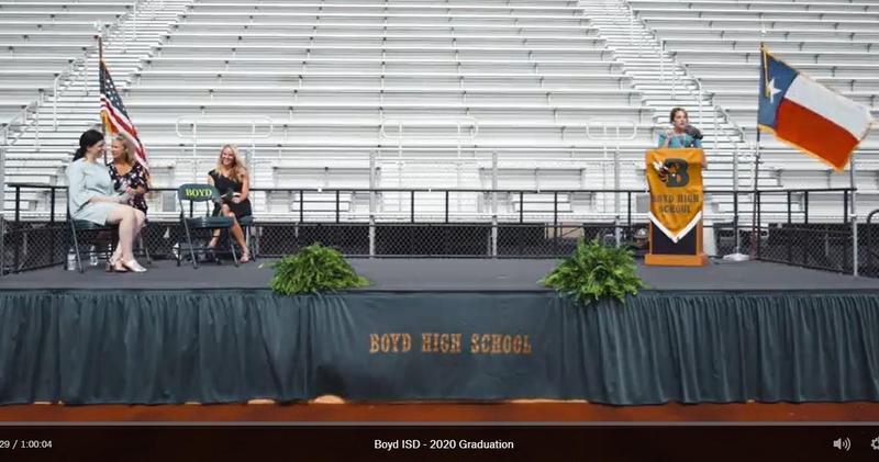 Class of 2020 High School Graduation Ceremony Thumbnail Image