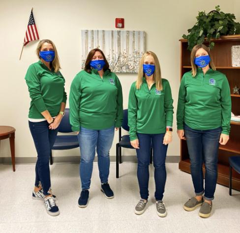 Wellness Center Staff