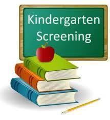 Kindergarten Screening Thumbnail Image