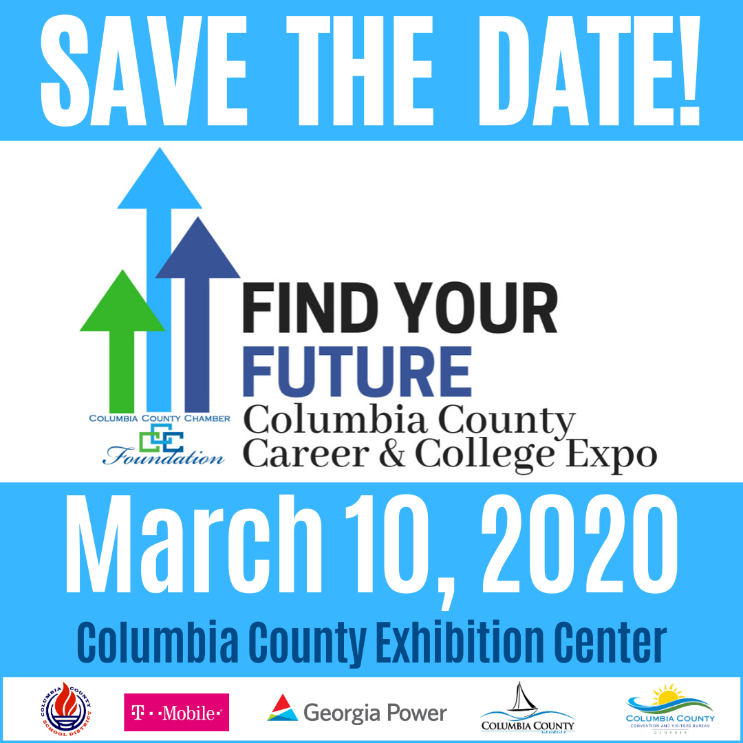 Career and College Expo informational flyer