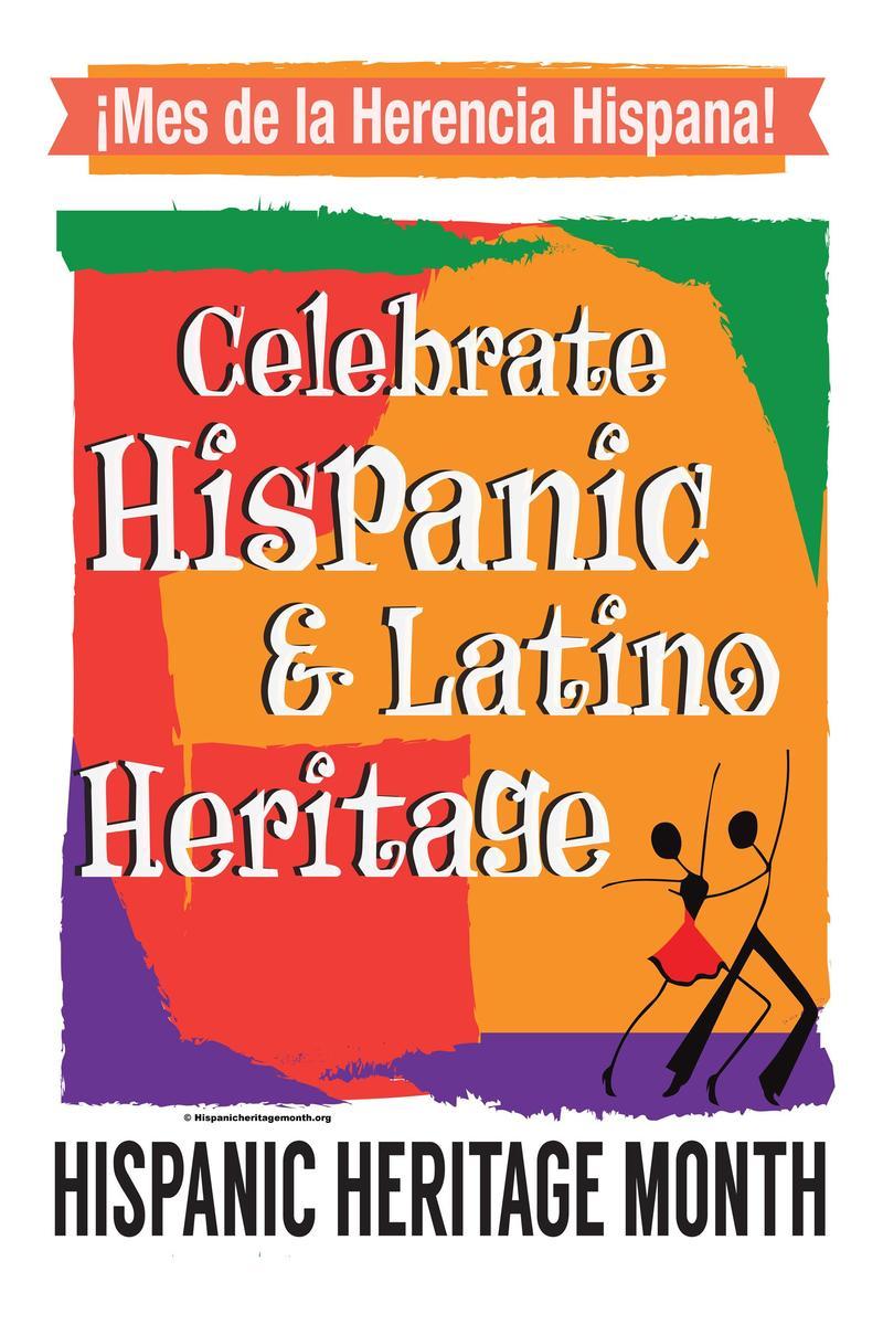 Celebrate Hispanic and Latino Heritage