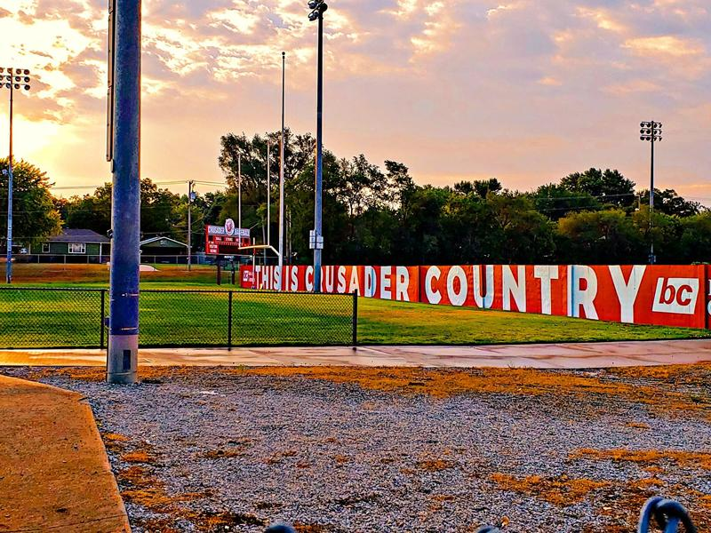 Crusader Country (Sellers Park Football Field)