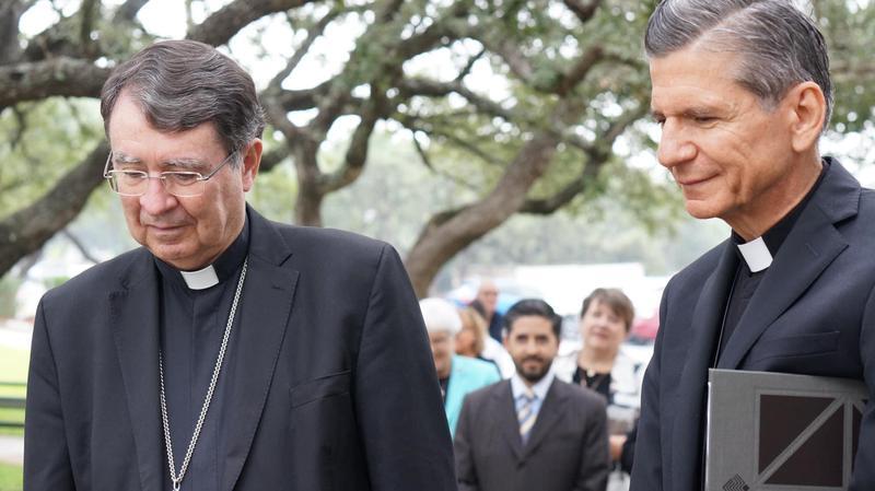 Apostolic Nuncio Blessing