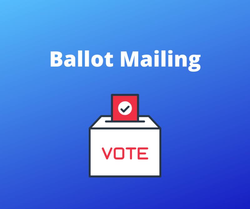 Notice: Ballot Mailing Thumbnail Image