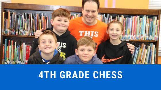 4th grade chess