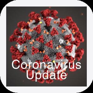 Coronavirus Update button