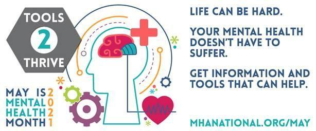 May Mental Health Wellness Month Featured Photo