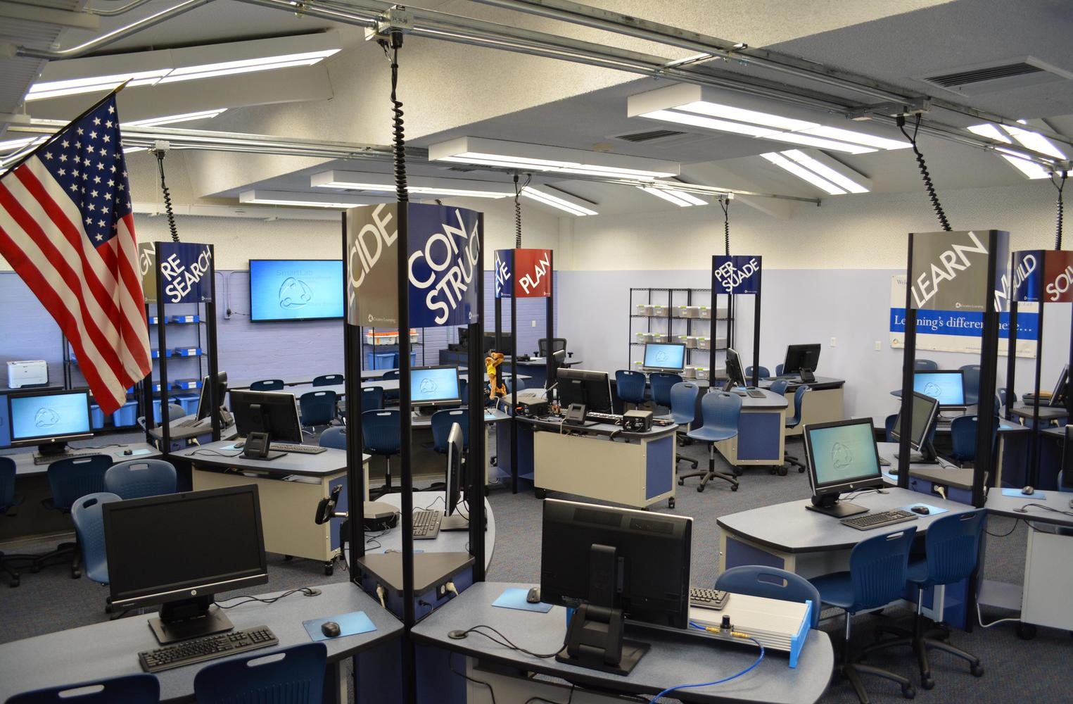 Haskell Computer Lab