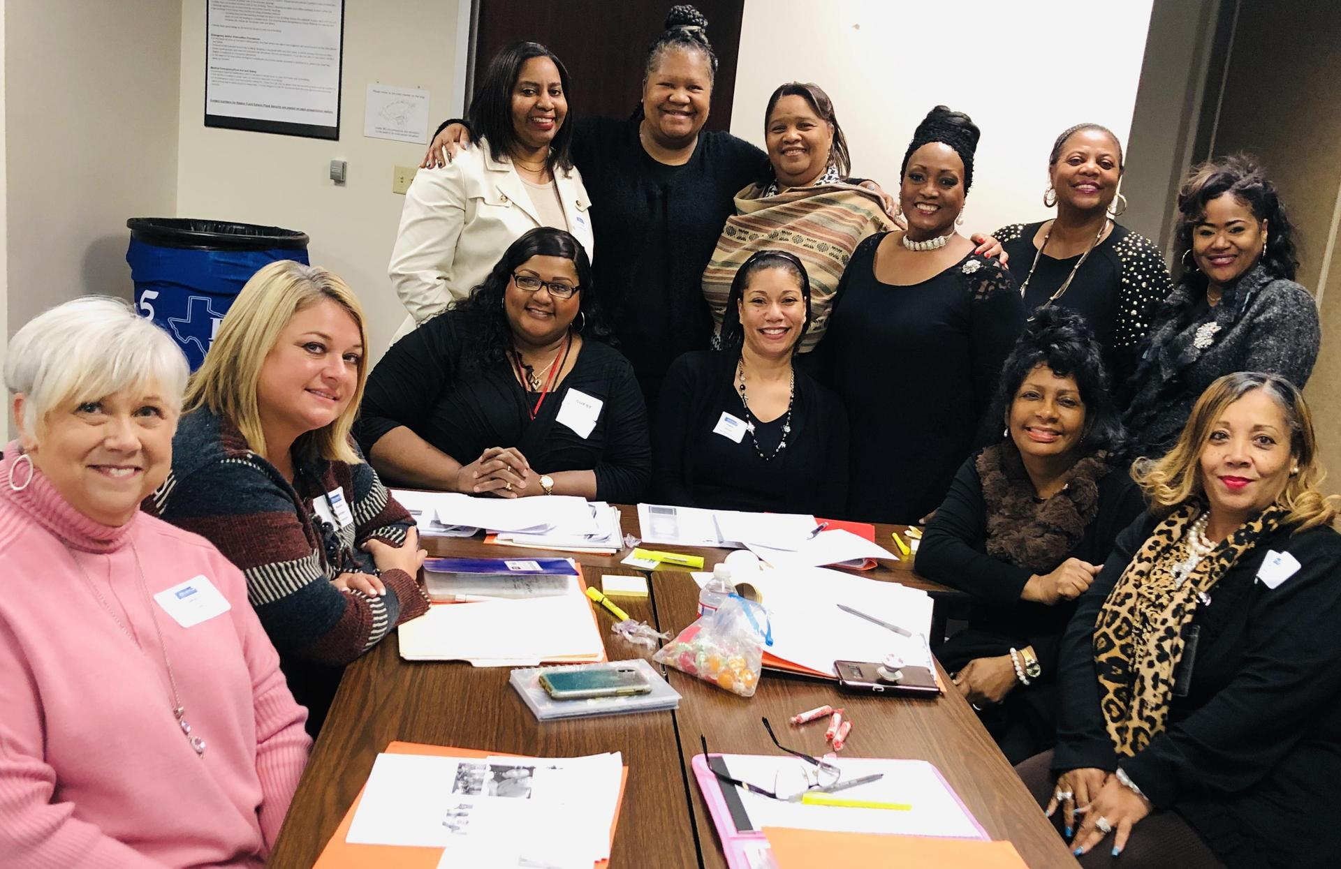 Counselors attend workshop 1-16-19
