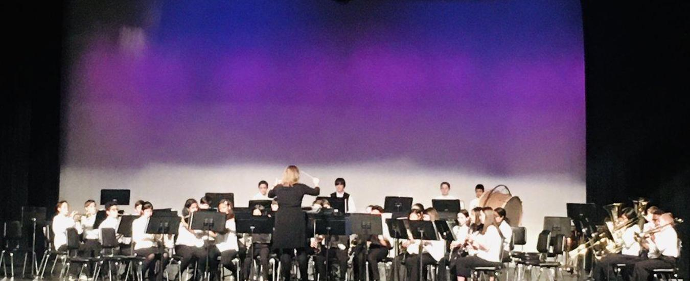 2019 Winter Band Concert