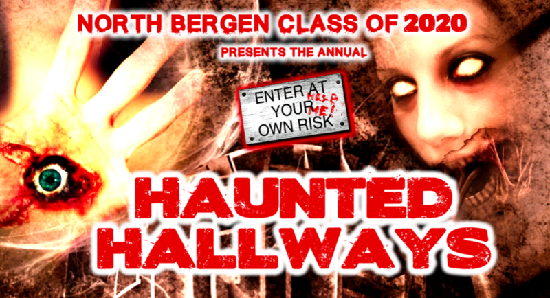 Haunted Hallways Flyer