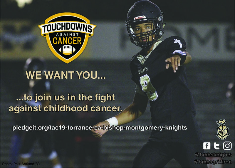 Join Football in the Fight Against Childhood Cancer Thumbnail Image