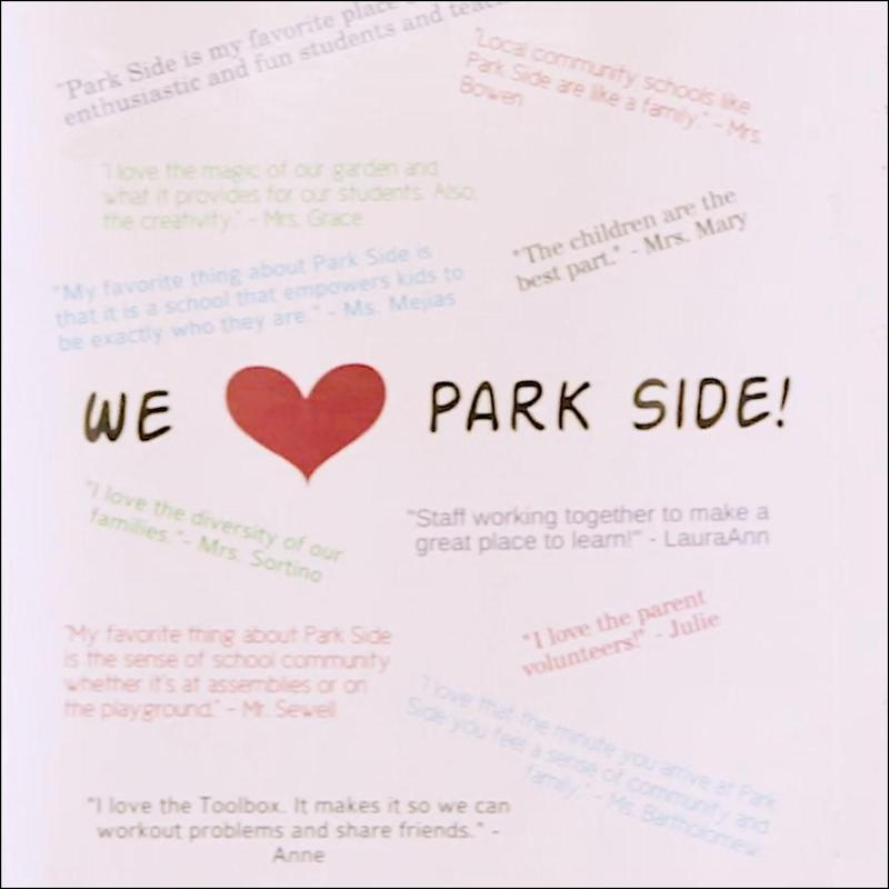 We Love Park Side