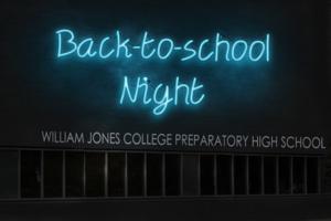 Image Back to School Night