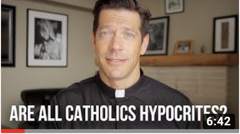 Are all Catholics Hypocrites?