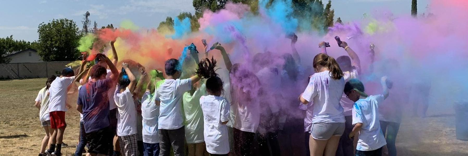 Emery Color-A-Thon Shuffle