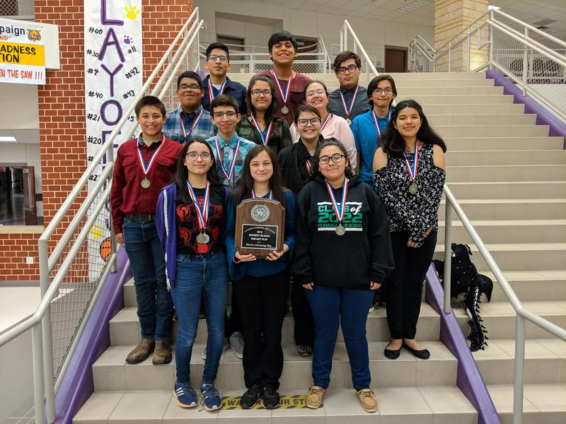 One-Act Play Advances to Bi-District! Thumbnail Image