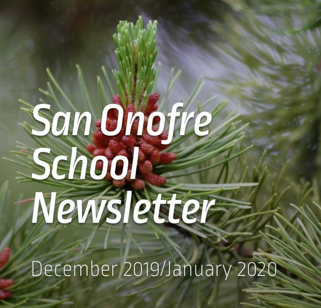 December 2019/January 2020  Newsletter Featured Photo