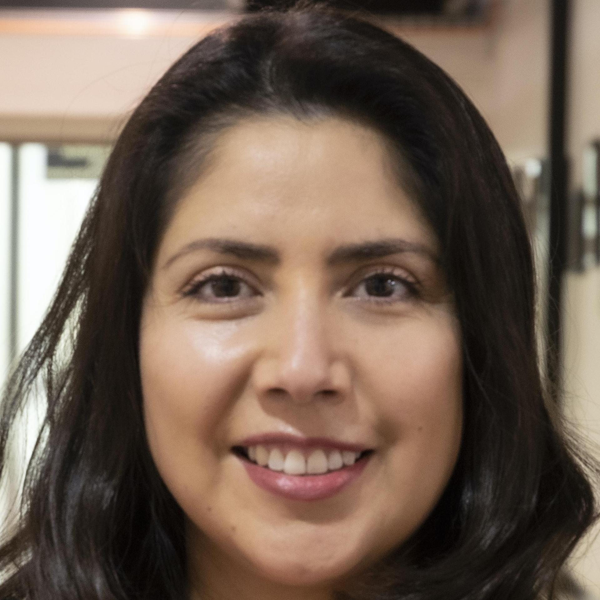 Photo of Patricia Sierra