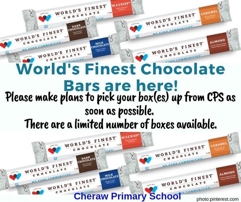 World's Finest Chocolate Fundraiser Begins Featured Photo