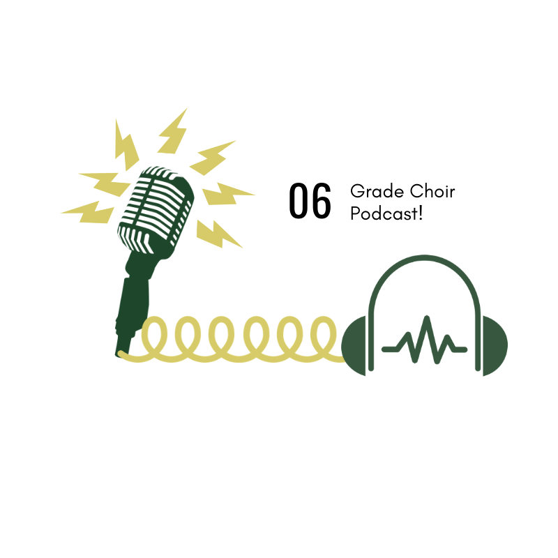 Our 6th Grade Choir Podcast is Available on Your Favorite Podcatcher Thumbnail Image
