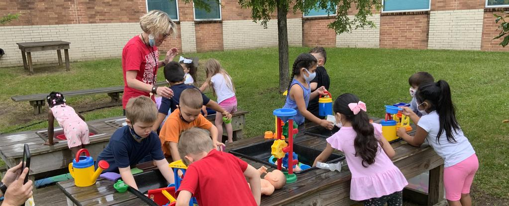 Week of the Young Child Activities