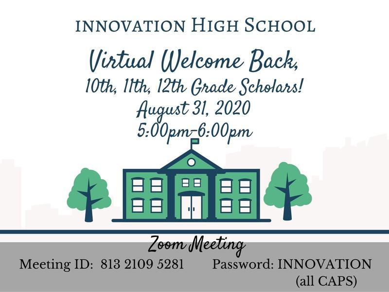innovation flyer